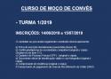 CURSO DE MOÇO DE CONVÉS